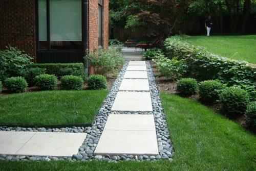 pavimetnazione giardino
