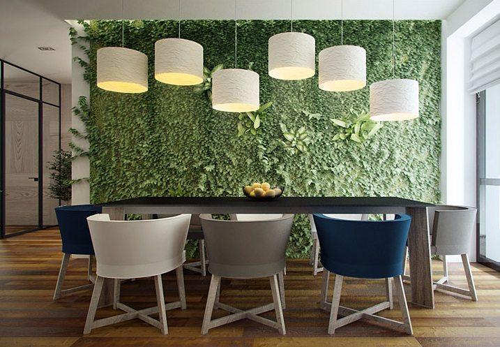 I giardini verticali una scelta di design per la tua casa - Giardini verticali interni ...
