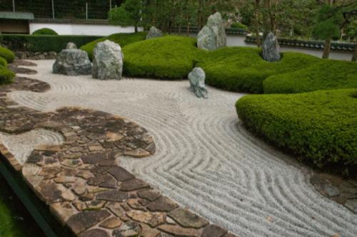 Come creare un giardino giapponese o zen a casa tua - Tipo di cesoie da giardino ...