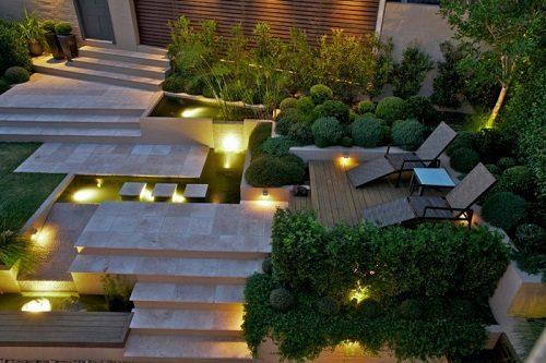giardini moderni