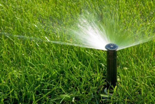 impianto irrigazione prato